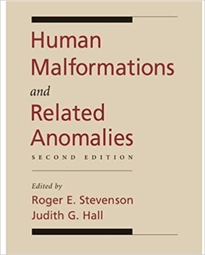 Book Human Malformations and Related Anomalies (Oxford Monographs on Medical Genetics)