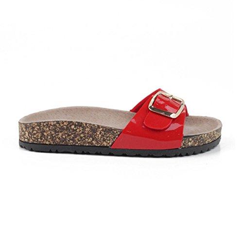 Sandalen für Mädchen XTI 53020 C ROJO