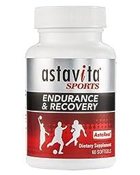 Astavita SPORTS - Muscle Endurance & Recovery Formula