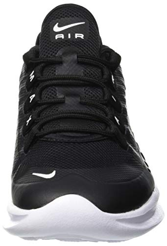 Axis Wmns Femme 002 Running white Chaussures Max black De Air Nike Noir qtOxCn