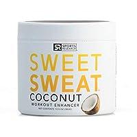 Sweet Sweat 'Gel para mejorar el entrenamiento' - Frasco de coco 'XL' (13.5 oz)