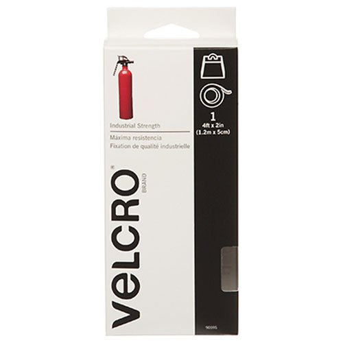 "VELCRO Brand - Industrial Strength - 2"" Wide Tape, 4' - White from VELCRO Brand"