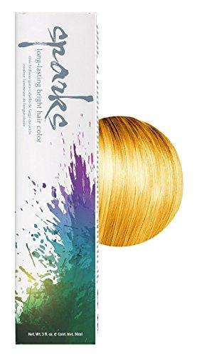 Sparks Bright Haircolor Sunburst Yellow 3 oz. (2