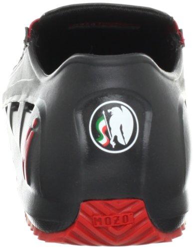MOZO Men's Red Skull Work Shoe