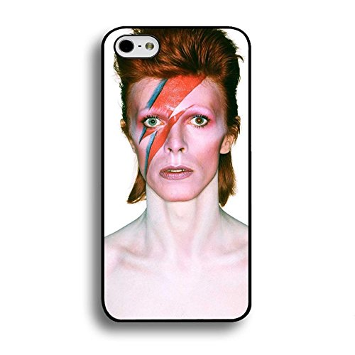 Iphone 6 Plus / 6s Plus ( 5.5 Inch ) Cover Shell Unique Individualized Style GlamRock style Musician David Bowie Phone Case Cover Great Singer Perfect