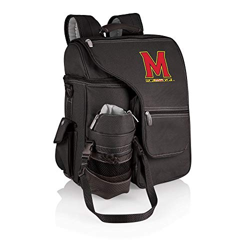 NCAA Maryland Terrapins Turismo Insulated Backpack Cooler