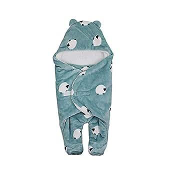 Cinnamou Saco de Dormir Niña Y Niño De Algodón Suave Bolsa De Dormir para Infantil Bebé