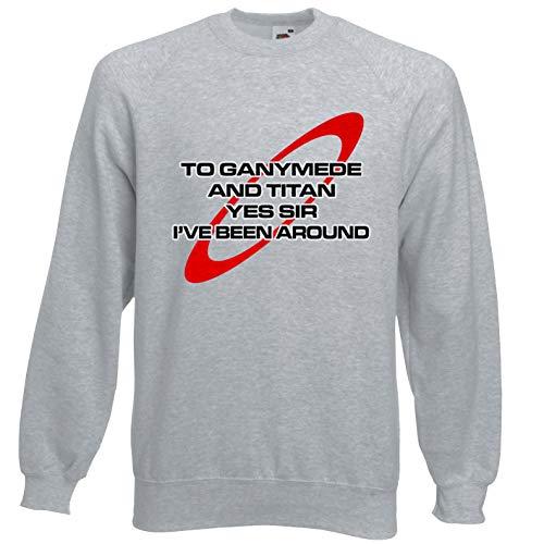To Ganymede Sweatshirt And Viper Titan X8wggF