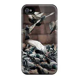 New Arrival A Flock Of Pigeons ASS18521qMWh Cases Covers/ 6 Iphone Cases