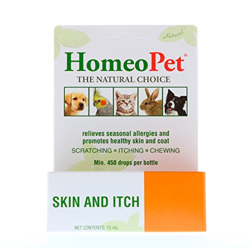 HomeoPet Dog Skin and Itch Relief 15ml