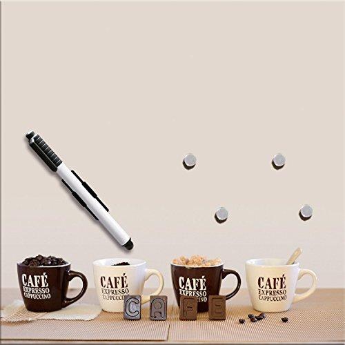 Eurographics MB-BA1109 Memo Board Coffee Family, 30 x 30 cm