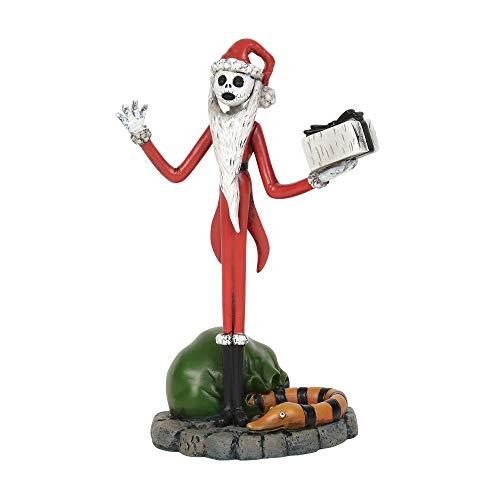 Department 56 Nightmare Before Christmas VLG Jack Steals Christmas Figurines