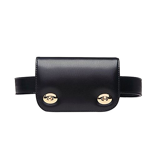 Women's Fashion Mini Waist Bag Fanny Packs Crocodile Leather Cell Phone Pocket Crocodile Travel Bag