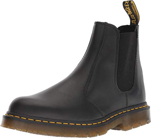Dr. Martens Work Unisex 2976 Chelsea SR Boot Black 8 M UK Medium ()