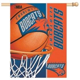 Wincraft NBA Charlotte Hornets Vertical Flag, 27