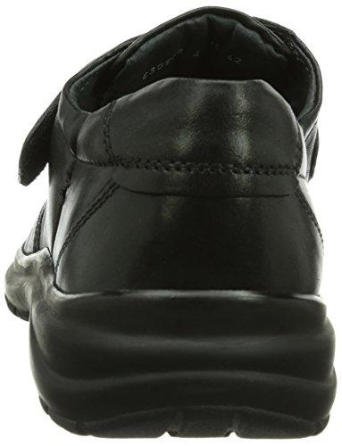 nero Comfortabel uomo Mocassini nero da 630508 neri w6aq4