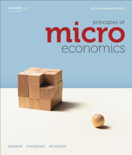 Principles of Microeconomics and study guide