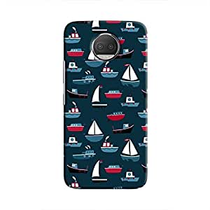 Cover It Up - Colour Harbour Moto G5s PlusHard Case