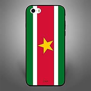 iPhone SE Suriname Flag