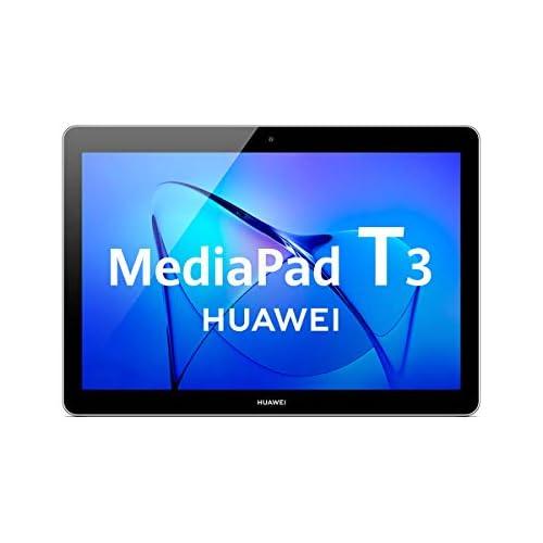 chollos oferta descuentos barato Huawei Mediapad T3 10 Tableta 9 6 HD IPS WiFi Procesador Quad Core Snapdragon 425 2GB RAM 16GB Memoria Interna Android 7 color Gris