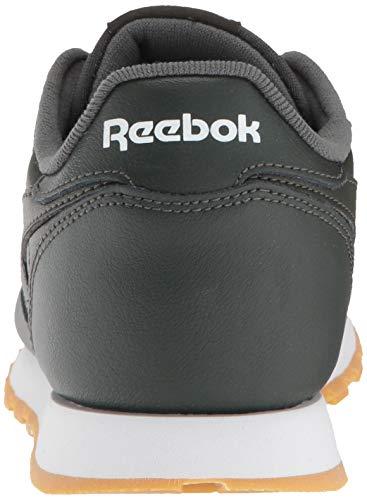 Reebok Classica Unisex Pelle Reebokclassic Leather white Gum Cypress dark bambini crcpafO