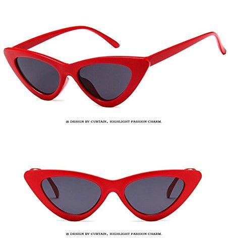Xue 2 zhenghao 2 c Eye Triangular Cat C Sunglasses wpfA7Hw