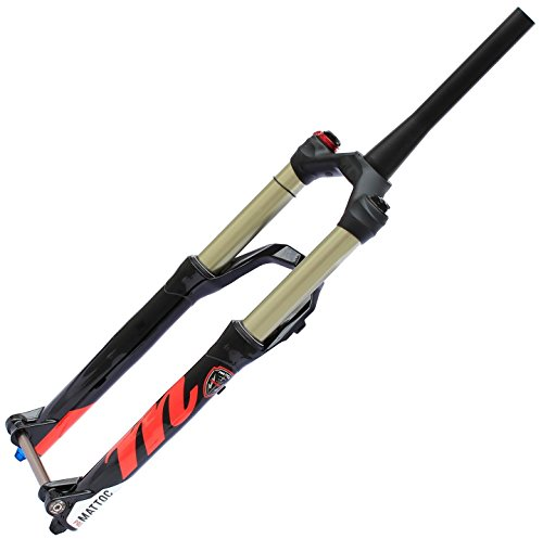 Manitou Mattoc Pro Mountain Bike Fork 27.5''+ /29''+ T120mm 1.5'' Tapered 15mm by Manitou