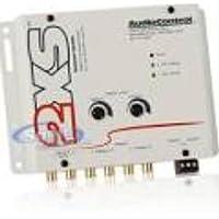 Audio Control 2XSWHITE 2 Way Electronic Crossover