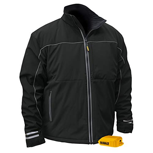 DEWALT DCHJ072 Heated Lightweight Soft Shell Jacket