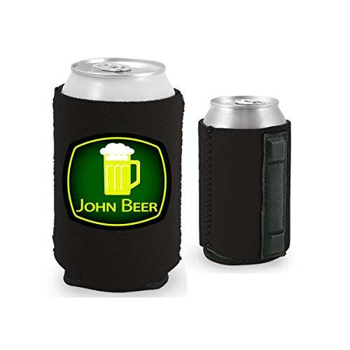 John Beer Magnetic Can Coolie (1, - Magnetic Beer