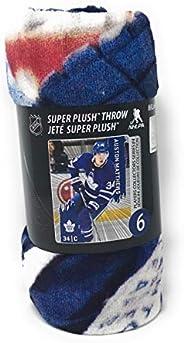"Auston Matthews NHL Toronto Maple Leafs Blanket - 46"""