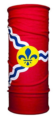 Multifunctional Scarf, sunmask, Balaclava, Great Neck Gaiter Or Bandana ... (St. Louis)]()
