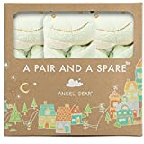 Angel Dear Pair and a Spare 3 Piece Blanket Set, Frog