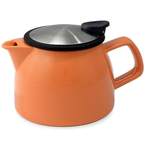 forlife teapot orange - 5