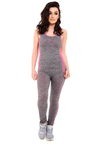 Get The Trend - Chándal - para mujer PINK DMSET-6