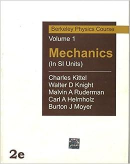 Mechanics (SIE) (SI Units): Amazon co uk: C , Knight,W  Et
