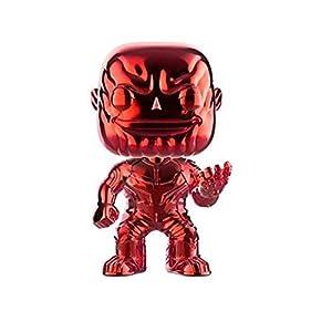 Avengers Funko POP Marvel: Infinity War – Thanos – Red Chrome
