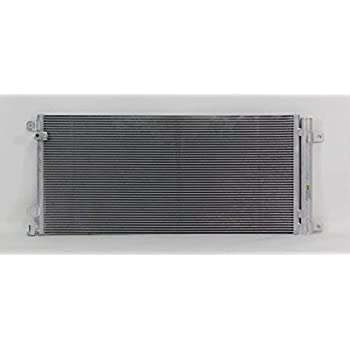OE Replacement A//C Condenser HONDA ACCORD COUPE 2013-2017 Partslink HO3030159