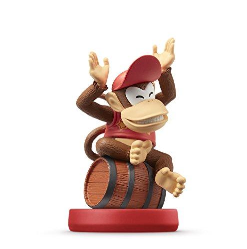 Nintendo Diddy Kong amiibo (SM Series) - Nintendo Wii -