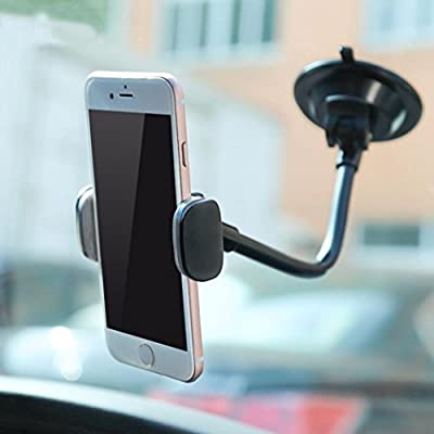 A-store Car Windshield / Dashboard / Air Vent Mount Cradle Holder for iPhone / Samsung / LG / Huawei / HTC And Mobile Phone GPS