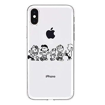 Amazon Little Merry Iphonex アイフォーンx スヌーピー チャーリー