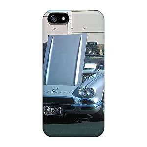 High Quality Shock Absorbing Case For Iphone 5/5s-james Bond