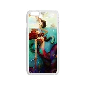"""Custom Fish Design Plastic Case Protector For iPhone6 4.7"""""""