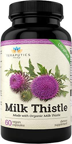 Best Milk Thistle Herbal Supplements