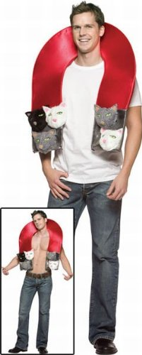 Politically Incorrect Costume (Pussy Magnet Costume - One Size)