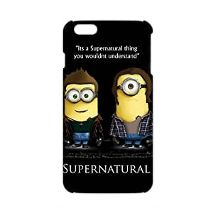 Angl 3D Cartuoon Minion Phone Case for For Iphone 4/4S Case Cover