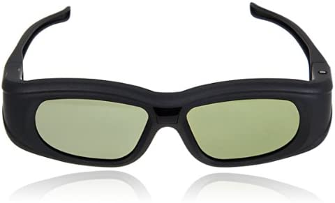 Rechargeable IR Bluetooth Active Shutter TV 3D Glasses For Panasonic Sony LG