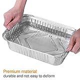 BESTONZON 20PCS Heavy Duty Thicker Aluminum Foil