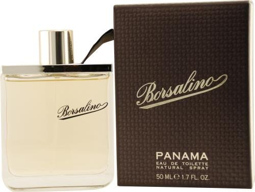 Borsalino Leather - Borsalino By Borsalino For Men Edt Spray 1.7 Oz