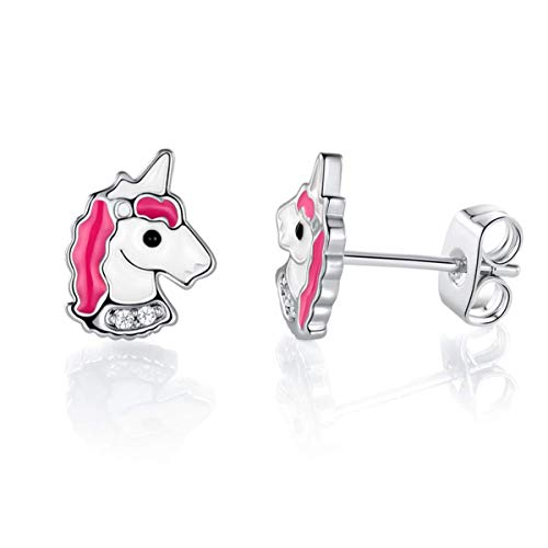 How to find the best unicorn earrings for girls 14k gold for 2020?